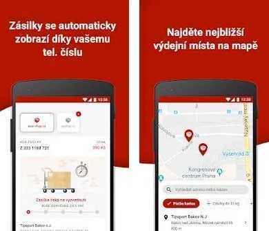 zasilkovna-app