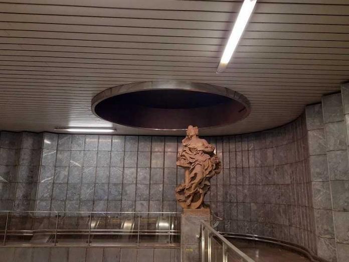 arte in metro