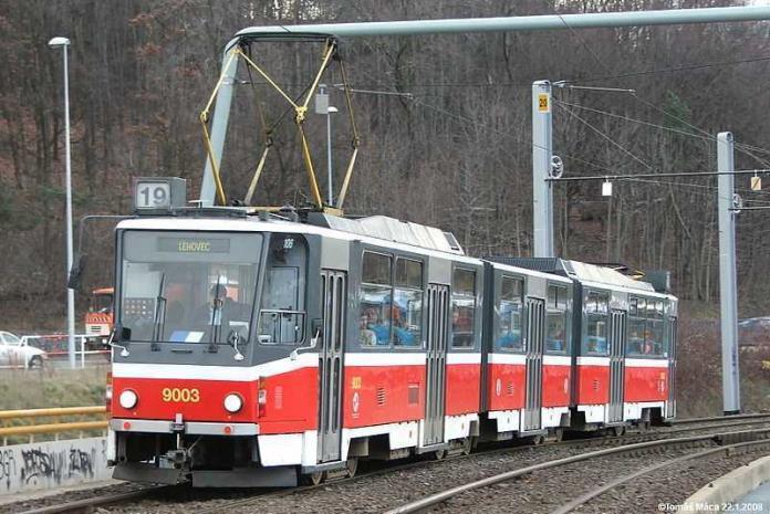 Tram linea 19