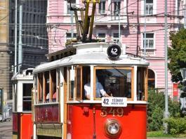 Lanciata quest'estate come parte di un progetto più grande, la linea 42 del tram storico diventerà un mezzo fisso per il trasporto sostenibile dei turisti.