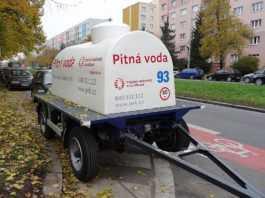 acqua a Praga